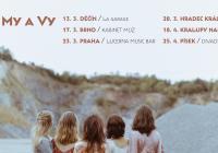 Vesna – My a Vy Tour 2020 - Kralupy nad Vltavou