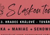 S láskou tour - Hradec Králové