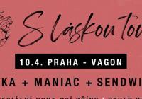 S láskou tour - Praha