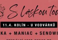 S láskou tour - Kolín