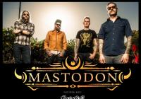Mastodon / Napalm Death v Brně