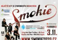 Smokie – The Symphony Tour – Pardubice