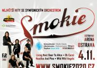 Smokie – The Symphony Tour – Ostrava