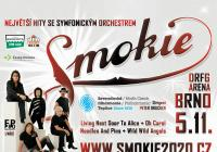 Smokie – The Symphony Tour – Brno