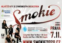 Smokie – The Symphony Tour – Praha