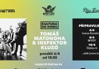 LIVE stream - Kultura do domu: T....