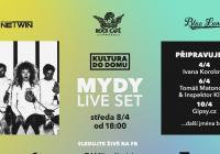 LIVE stream - Kultura do domu: MYDY |...
