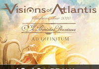 Visions Of Atlantis - Zlín