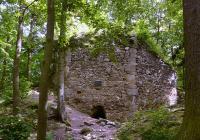 Zřícenina hradu Příběnice