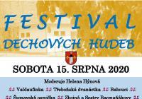 Festival dechových hudeb Lomnice nad Lužnicí