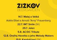 Beer Garden Žižkov - AC/DC revival