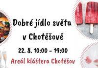 Dobré jídlo Světa Street Food festival Chotěšov