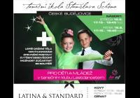 Nábor do taneční klubu - latina a standard