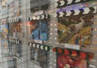 60 zlín film festival - filmové klapky v Galerii Vaňkovka