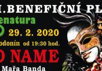 Benefiční ples Benatura - Hodonín