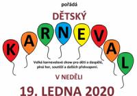 Karneval pro děti 2020 - Jihlava