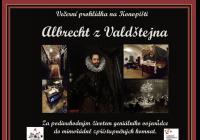 Albrecht z Valdštejna, konopišťský pán