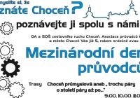 Mezinárodní den průvodců 2020 v Chocni