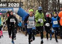 Zimní RUNdál 2020