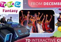Unikátní virtuální realita a 7D kino
