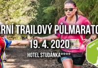 Jarní trailový půlmaraton