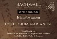 Mezinárodní hudební festival Bach for All 2020