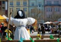 Velikonoční jarmark 2020 na náměstí v Ostravě