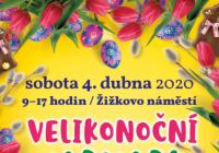 Velikonoční jarmark 2020 - Tábor