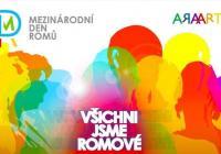 LIVE stream - Mezinárodní den Romů