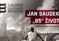 Jan Saudek / 85 / Život