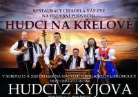 Hudci na Křelově