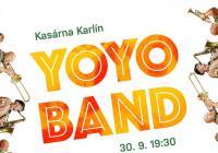 Taneční večer s Yo Yo Bandem