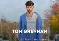 Tom Grennan v Praze