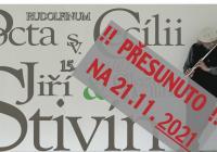 Pocta sv. Cecílii XXIX.   Jiří Stivín a Collegium Quodlibet