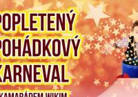 Popletený pohádkový karneval 2020 - Pardubice