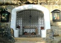 Kaple Božího hrobu, Kamenický Šenov