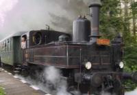 Muzejní železnice Šenovka