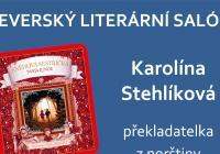 LIVE stream – Severský literární salón online: Sněhová sestřička