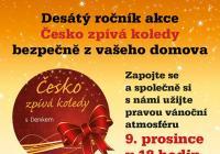 LIVE stream - Česko zpívá koledy