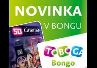 Novinka v Bongu 5D kino