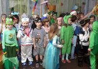 Dětský karneval v Sokolovně