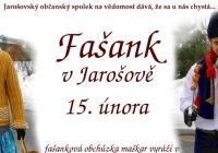 Fašank - Jarošov Uherské Hradiště