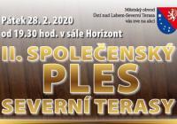 Ples 2020 v Ústí nad Labem