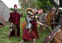Dny živé archeologie - Římané versus Germáni