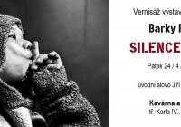 Vernisáž výstavy Barka Fabiánová / Silence of sound
