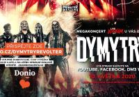 LIVE stream - Dymytry