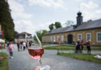 Víno a jídlo na zámku Kozel 2020