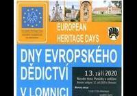 Dny evropského dědictví v Lomnici