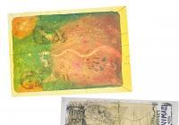 Potkali se… Setkání umělců v soutisku na makulaturách v litografické dílně Petra Korbeláře