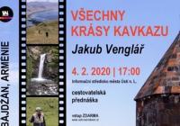 Přednáška Všechny krásy Kavkazu